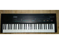 Casio Casiotone CT-607 retro keyboard 9V full working 80's
