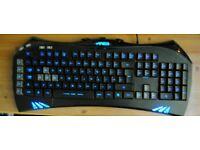 Aires K5 Mechanical Gaming Keyboard RGB Backlit