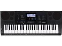 Casio CTK-6200 Full Size Piano Style Keyboard