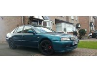 rover 620ti 2.0 pertrol turbo 200bhp t series engine .....will consider px with a bit of cash my way