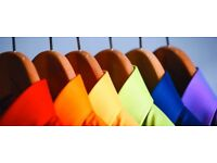 ANY CLOTHING ALTERATIONS for affordable price (trousers, leather, curtains, dresses, suits etc)