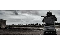 Clay Pigeon Shooting Instructor