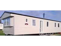 Silver Plus Standard 2013 Model 3 Bedroom caravan in Valley Farm ParkDean Resorts
