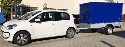 Anhängerkupplung solid SEAT MII 5-Tür ab 2012+E-SATZ 7p NEU ABE
