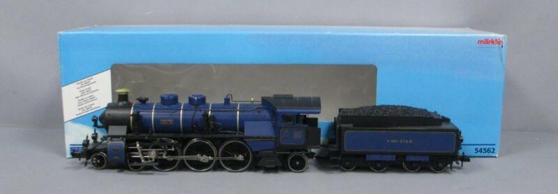 Marklin 54562 Maxi G Bavarian State Steam Locomotive w/Tender #3673 LN/Box