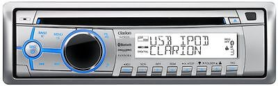 Clarion M303 Radio Marine Boot Radio Yacht wasserefest MP3 USB Bluetooth
