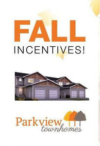 Trimounts Fall Sales incentives!