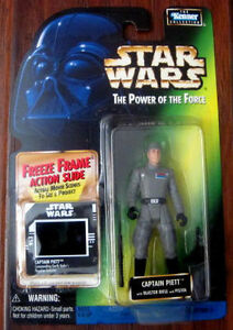 Imperial Figures (4) - Star Wars Power of the Force