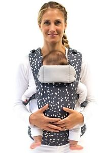 Beco Gemini Plus One Print Baby Carrier Like New