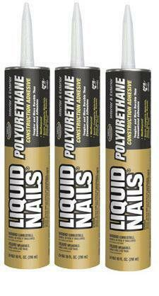 Liquid Nails Adhesive Ebay