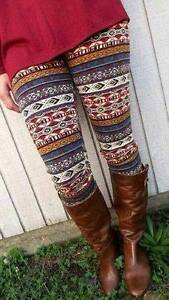 Buskins Leggings By Leeann
