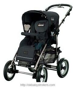 QUINNY STROLLER // POUSETTE QUINNY