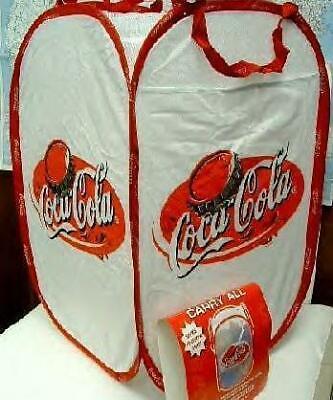 Coca Cola Hamper or Beach Tote NEW z