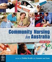 Community nursing in Australia Rowville Knox Area Preview
