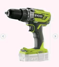 Ryobi One 18V Cordless Hammer Drill Brand New