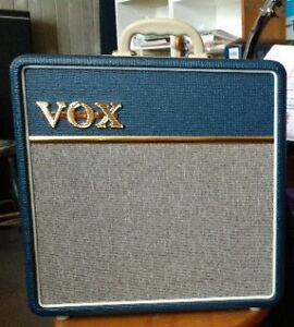 Amplificateur Vox AC4C1 à tubes