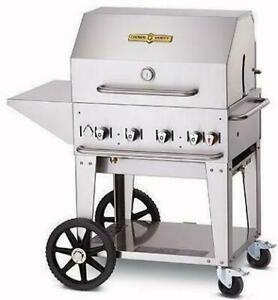 Commercial BBQs - Professional Barbeque Grill perfect for the at-home chef or restaurants!