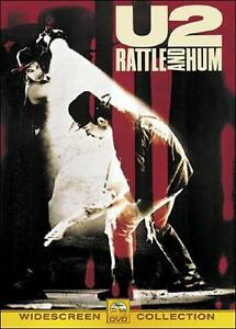 U2 - RATTLE AND HUM   DVD Deutsch Spielfilm