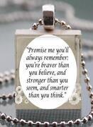 Quote Charms