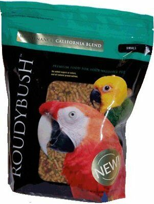 Roudybush California Blend Small Pellets 10lbs