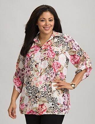 Buying Plus Size Blouses For The Plus Size Women | eBay