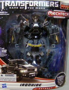 Transformers leader class DOTM Ironhide factory new / MISB