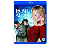 Home alone BLU-RAY