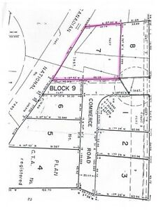 VACANT LOT ON BUSY ROAD! Commerce Road, Lindsay, ON