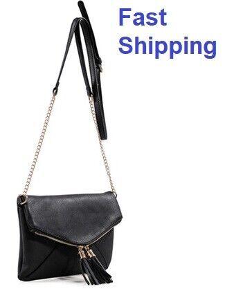 Women's Crossbody Purse Designer Bag Deluxity MKII Giselle E
