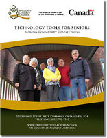 FREE Technology Tools Booklet For Seniors 55+