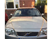 Volvo S80 2004 reg high spec drives great