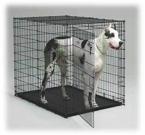 "NEW IN THE BOX! Extra-large Wire Kennel 42"" high x 28"" wide x 31"
