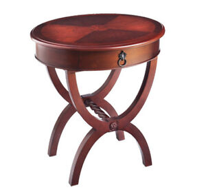 2 Bombay Townsend End Tables Brand New