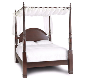 Bombay QUEEN BED - like new