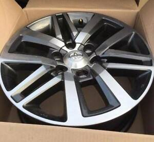 2016 Hilux Alloy wheels Glenelg North Holdfast Bay Preview