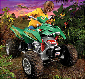 Fisher Price ATV 12 volt