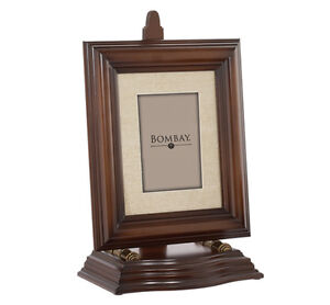 BOMBAY PICTURE FRAME & EASEL - NEW IN BOX