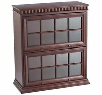 Bombay Double Barrister Cabinet or Bookcase