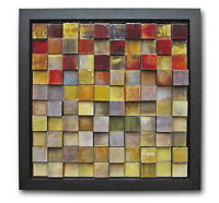 BRAND NEW Bombay Woodbloack wall hanging (Retails $600.00) $350