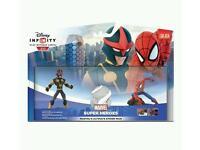 Disney Infinity 2.0 Spider-Man Playset Pack