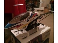 Remote Control Thunder Tiger Helicopter - RC Heli