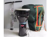 Stagg 12 inch Djembe Drum