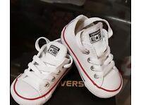 boys size 4 converse
