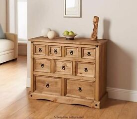 Beautiful Chest of drawers and Bedside Cabinet