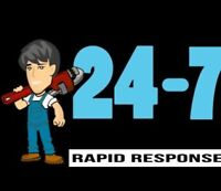 Same Day Plumbing Services - 416-639-0550