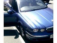 FOR SALE 2.0 d Jaguar x type/ SWAP