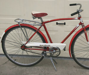 Rare antique 1967 boy's Raleigh Colt road bike Made in England