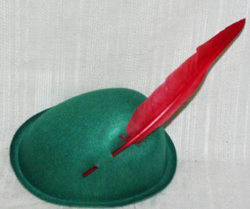 9f0c247fa26 Peter Pan Hat