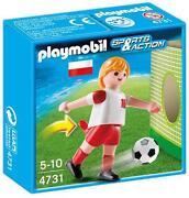 Playmobil Fußballspieler