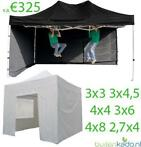 Professionele aluminium partytent easy up tent 3x3 3x4.5 mtr